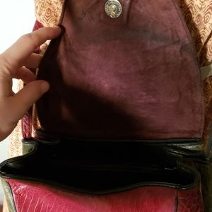 sherif Bags - Vintage sharif leather purse
